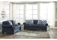 Best Buy Furniture and Mattress LaVernia Navy Sofa and