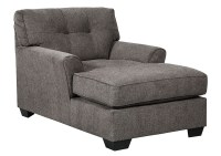 Apex Furniture Alsen Granite Chaise