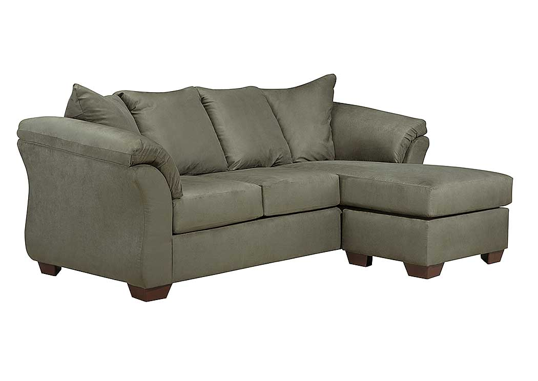 sage leather sofa most comfortable sectional furniture expo baton rouge la darcy chaise