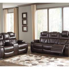 Sofa And More Casa Fabric Platform Bed With Storage Furniture For Less Warnerton Chocolate Power Reclining Loveseat Signature Design By Ashley