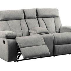 Double Recliner Chairs Rei Lawn Oak Furniture Liquidators Mitchiner Fog Reclining Loveseat Signature Design By Ashley