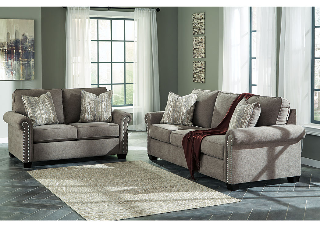 ardmore stationary sofa fix cushions find brand name furniture at fabulously low prices in philadelphia pa gilman charcoal and loveseat