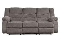 Ivan Smith Tulen Gray Reclining Sofa