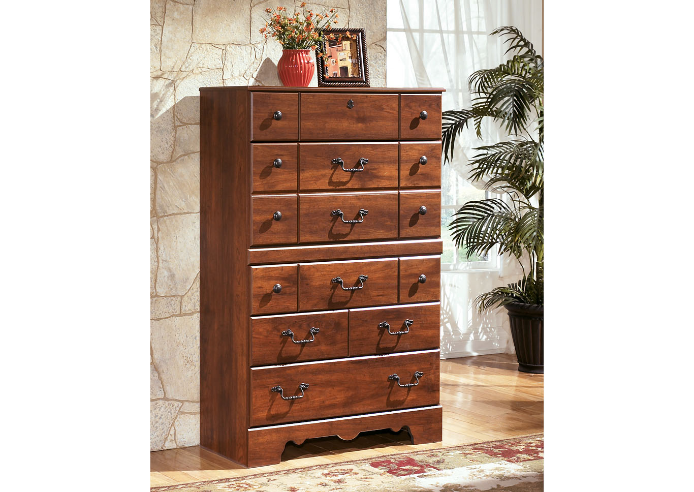 Home Furniture Montgomery AL Timberline Chest