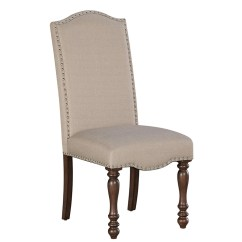 Side Chairs With Arms For Living Room Rooms Brown Couches Center Baxenburg Dining Upholstered Chair Set Of 2 Signature Design By Ashley