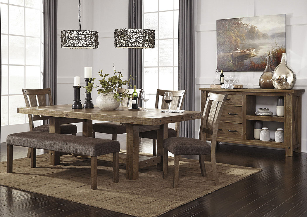 Image Result For Ashley Furniture Dining Room Table With Bench