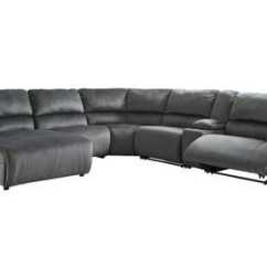 Living Room Center Bedford Indiana French Modern Shop Our Latest Home Furniture Products Clonmel Charcoal Reclining Laf Power Chaise Sectional W Console