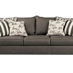Sofa Accessories Names Red And White Leather Find Affordable Brand Name Furniture For Your Entire Home In Canby Or Levon Charcoal