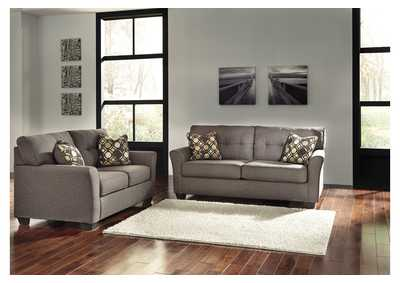 home furniture living room sets mini bar for ashton calhoun ga best sellers tibbee slate sofa loveseat
