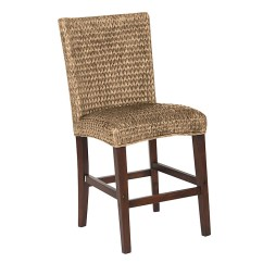 Banana Leaf Dining Room Chairs Chair Covers Dublin Furniture Warehouse Augusta Ga Natural Counter Height Set Of 2 Coaster