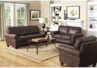 Compass Furniture Bentley Brown Love Seat