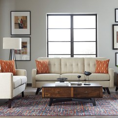 White Sofa Set Living Room Small Lamp Tables For Fine Furniture Coral Springs Fl Loveseat