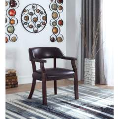 Brown Office Guest Chairs Bedroom Chair Nz Compass Furniture Coaster