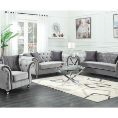 Living Room Furniture Newark Nj Paint Colors For Rooms With Dark Ndc Stores Chromed Chair