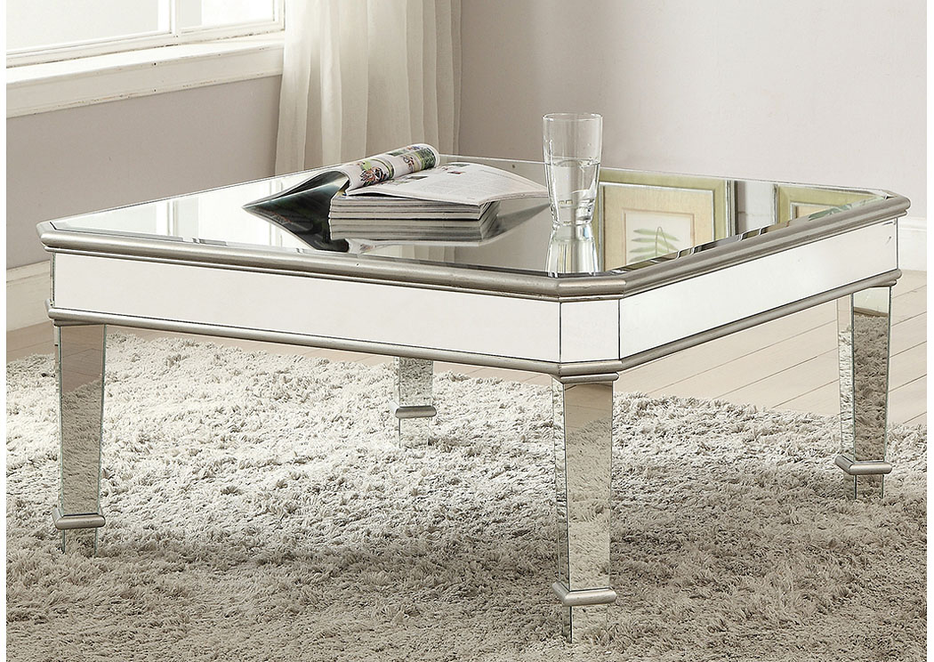 Apex Furniture Silver Coffee Table