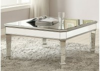 Apex Furniture Silver Coffee Table