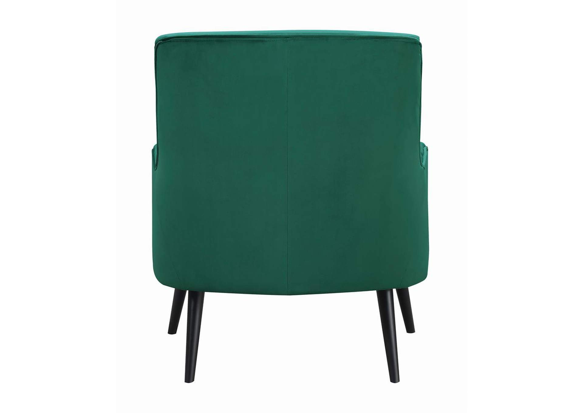 Green Upholstered Chair Jarons Green Upholstered Accent Chair