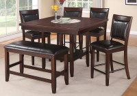 Compass Furniture Fulton Counter Height Dining Room Table ...