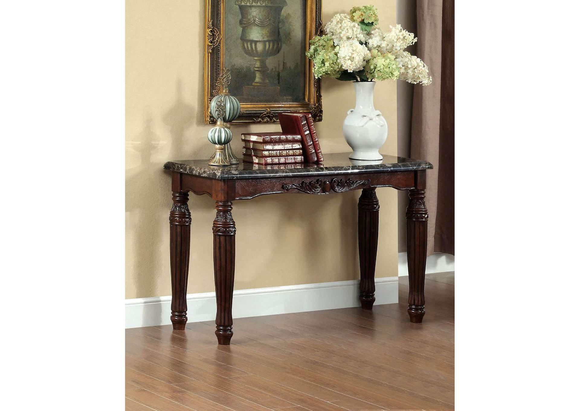 star furniture sofa table chaise longue bed canada max five brampton dark walnut w faux marble top of america