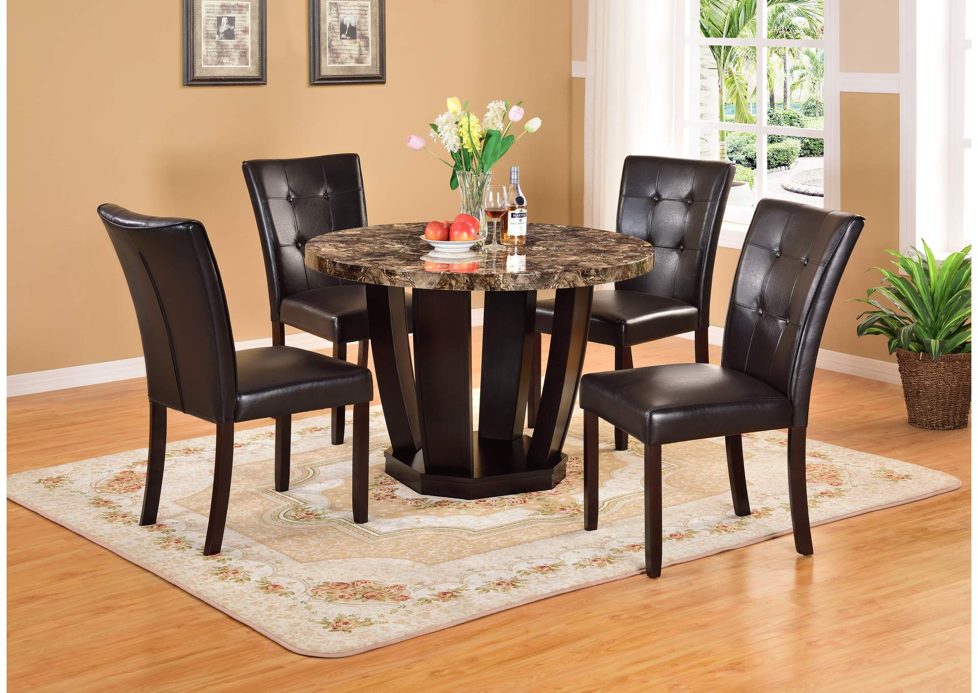 black parsons chair wood and metal chairs roses flooring furniture set of 2 global trading