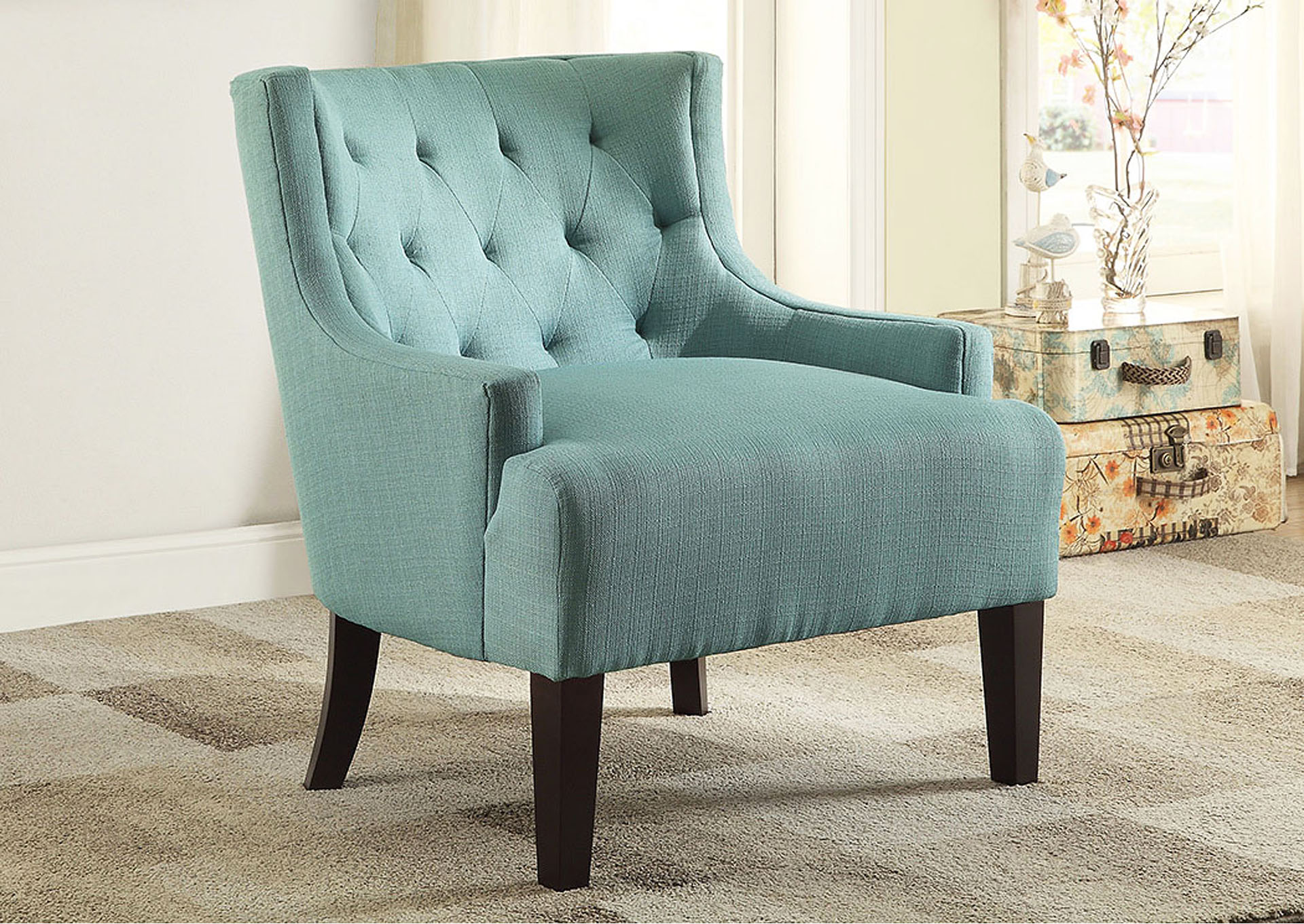 teal accent chair custom made covers brisbane kirk imports dulce homelegance