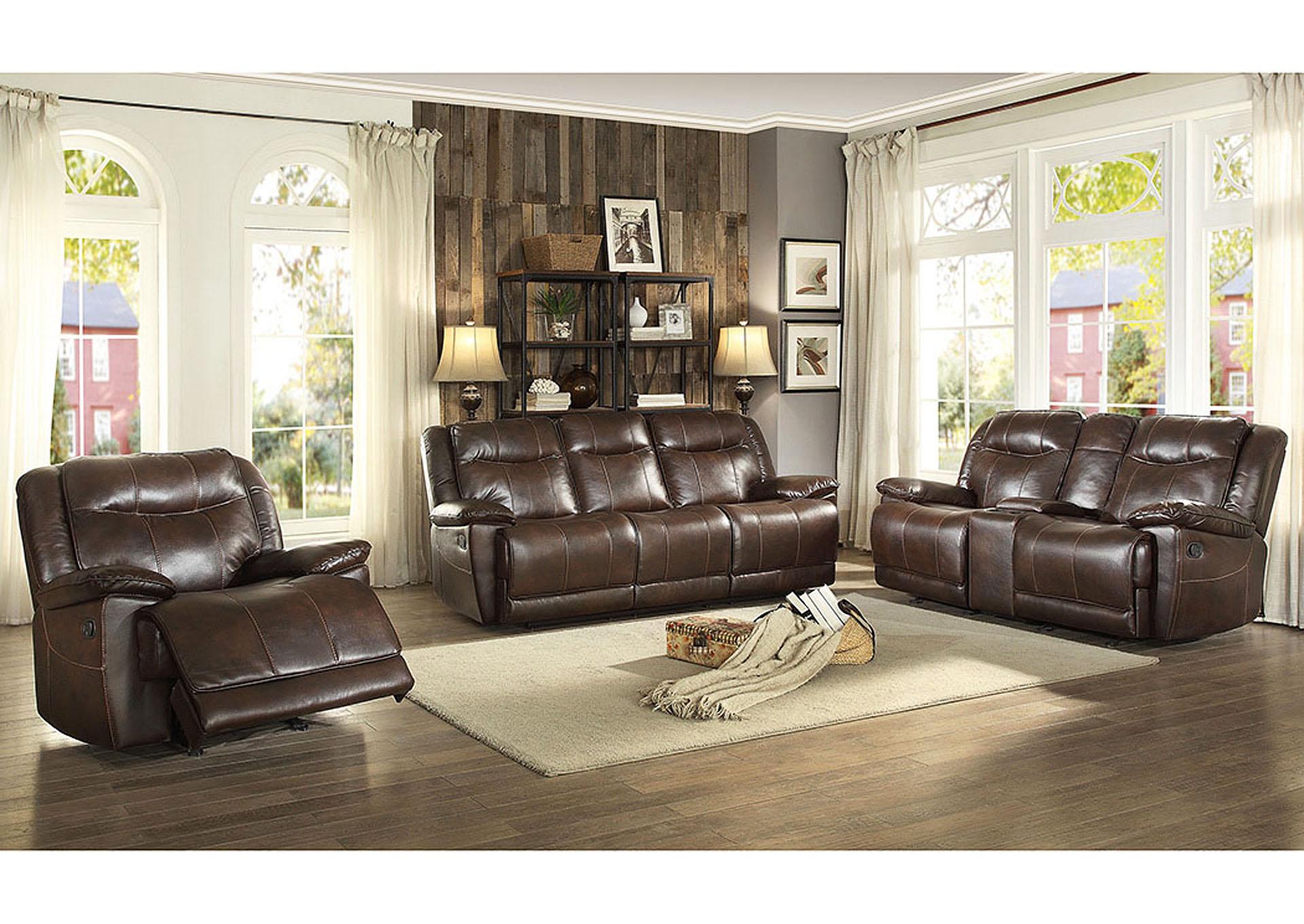 triple reclining sofa amazon sectionals bay shore furniture ny homelegance