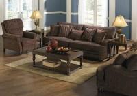 Compass Furniture Brennan Auburn Sofa