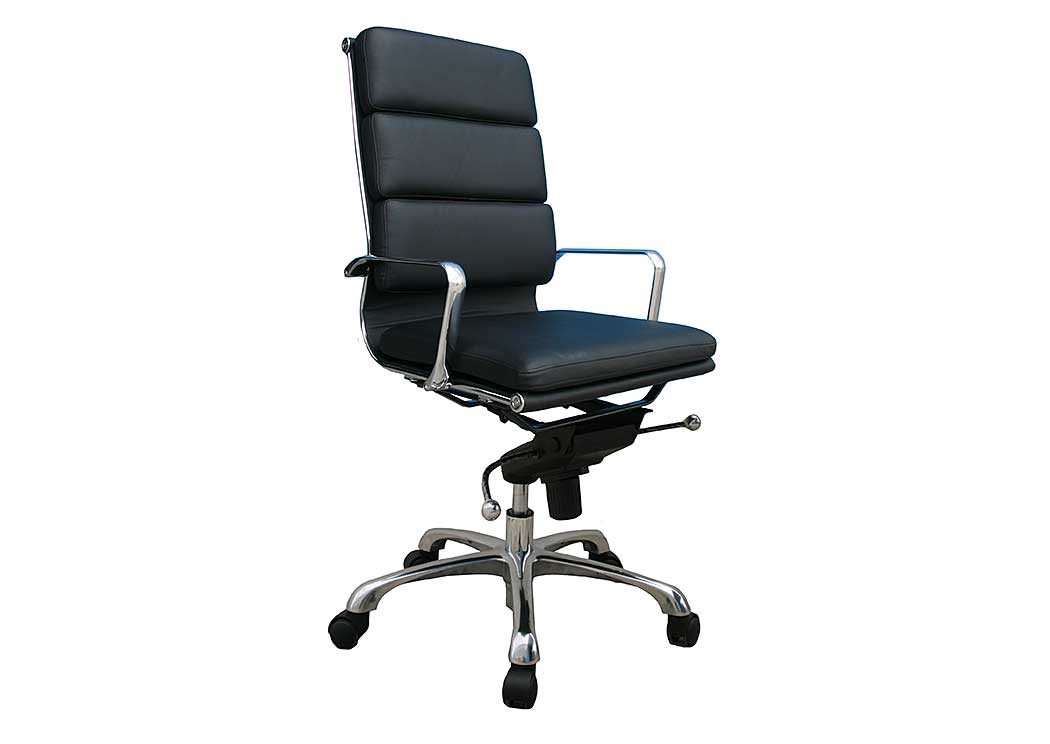 desk chair best buy covers in kampala furniture and mattress black plush high back office j m