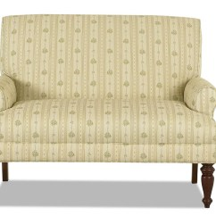 Fabrics For Chairs Striped Desk Chair Posture Furniture More Galleries Teasdale Floral Stationary Fabric Loveseat Klaussner Home Furnishings
