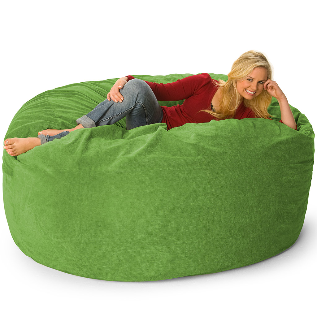 Love Sac Bean Bag Chair Our Lovesac Alternative Is Easier On The Wallet