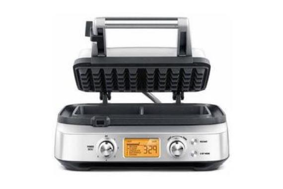 Breville BWM620XL The Smart Pro 2 Slice Waffle Maker