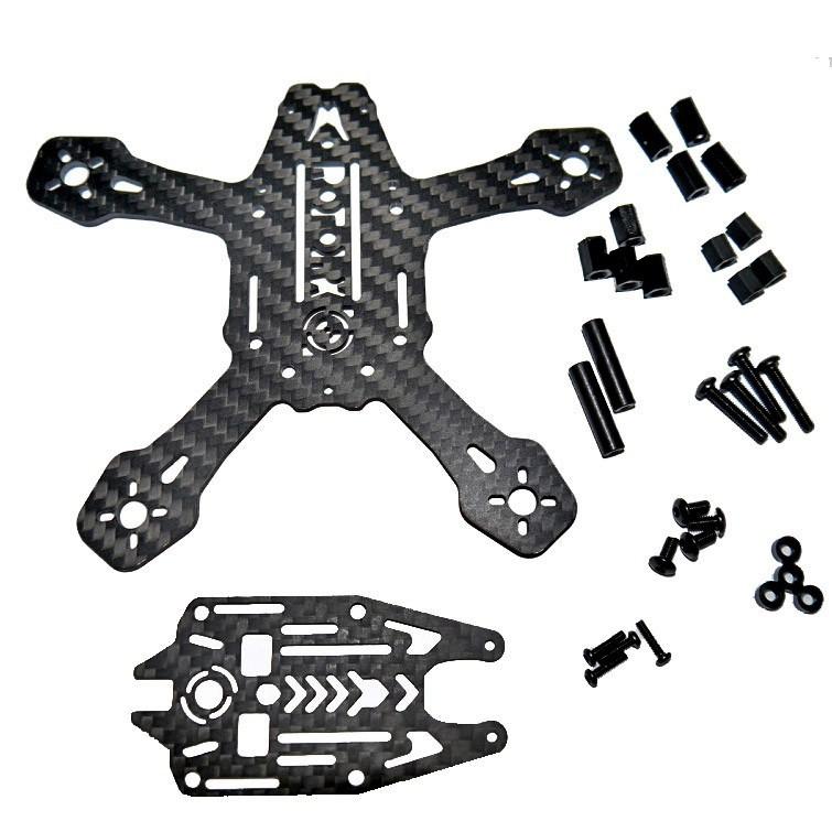 RotorX RX122 Atom V2 Frame Kit