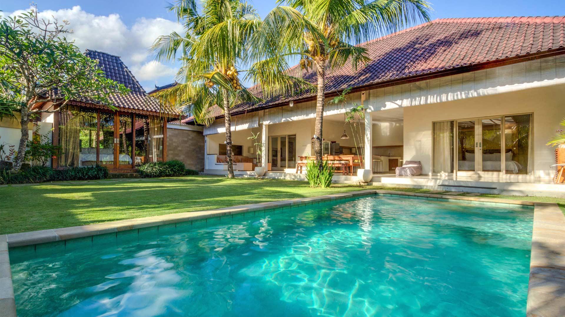 Location De Villas Privées à Bali  En Français