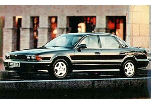 Testberichte und Erfahrungen: Mitsubishi Sigma 3000 V6 24V. 205 PS Limousine (1991-1995) - autoplenum.de