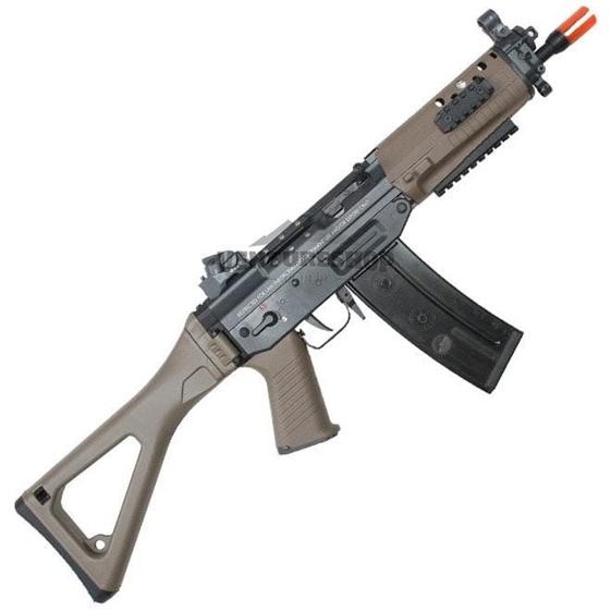 Airsoft SIG SG 552 RIS FULL METAL Rifle AEG ICS-54 Desert ...