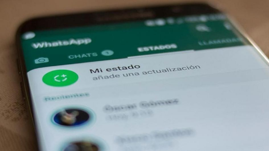 ver los estados de WhatsApp