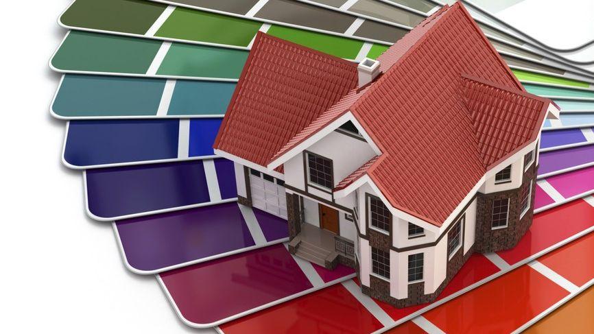 Cmo elegir los colores para pintar tu casa