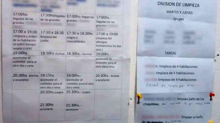 Cuadernos del Próvolo: conductas sexuales y amenazas de denuncias