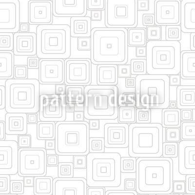 Grey Squares Repeat Pattern