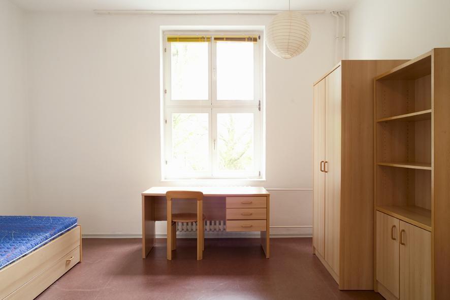 1ZimmerAppartement in einem Studentenwohnheim