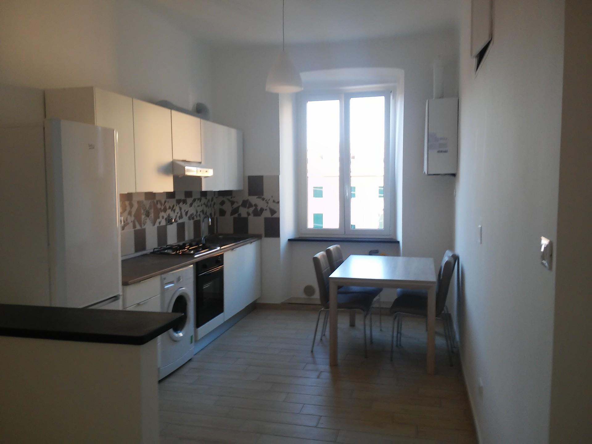 Affitto stanza 20 mq in appartamento di 110 mq appena
