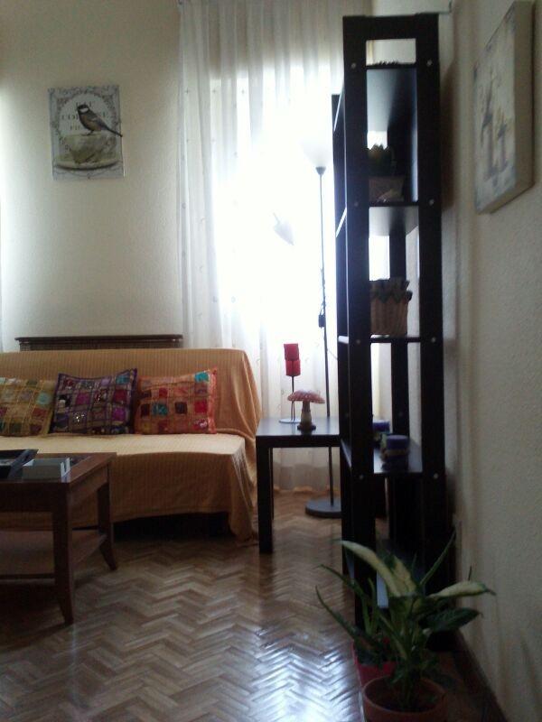 Alquiler de habitaciones en piso compartido en Madrid