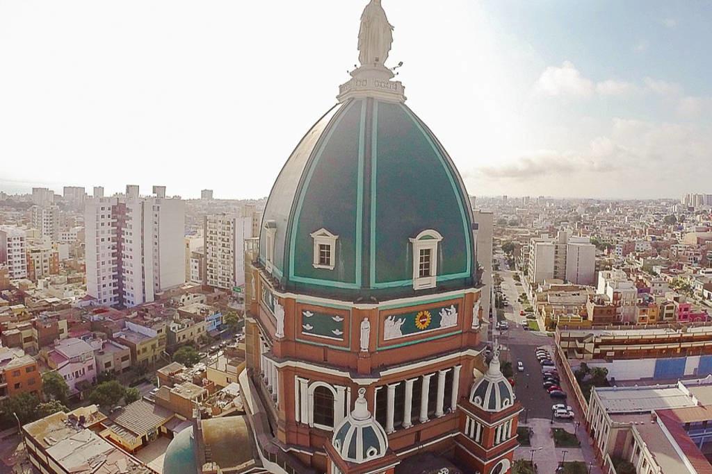 Alquiler de habitacin en Lima  distrito de Magdalena del