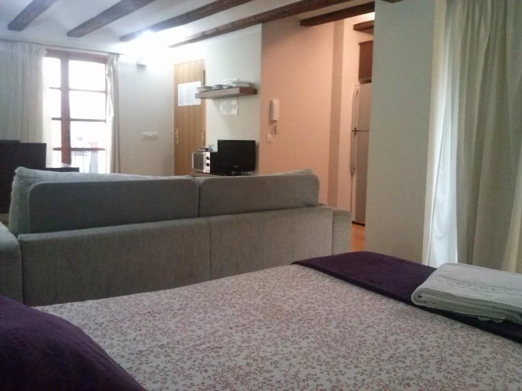 apartamento en el barrio del Carmen  Alquiler estudios