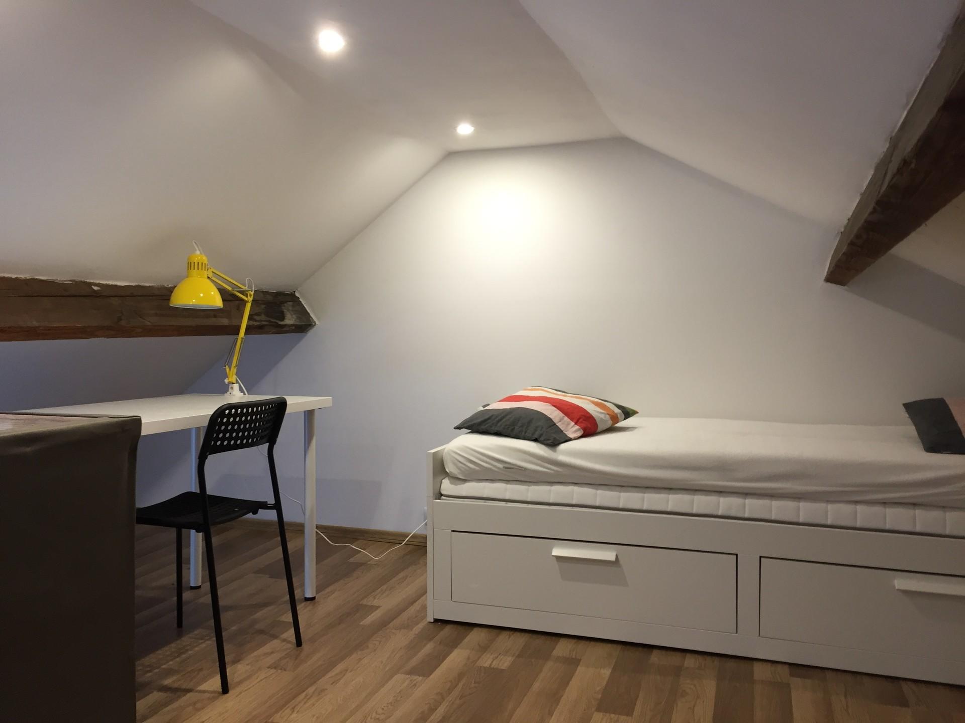 Chambre En Mezzanine Dans Appartement Deux Chambres