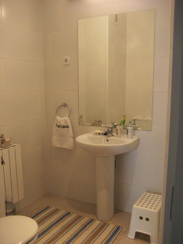 Cmoda habitacin cama doble y bao privado  Alquiler habitaciones Barcelona