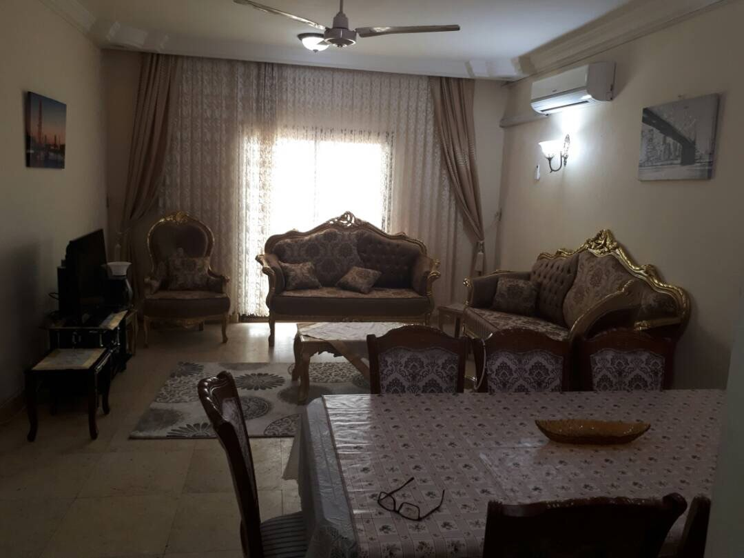 Deluxe furnished apartment for rent in Khartoum Sudan
