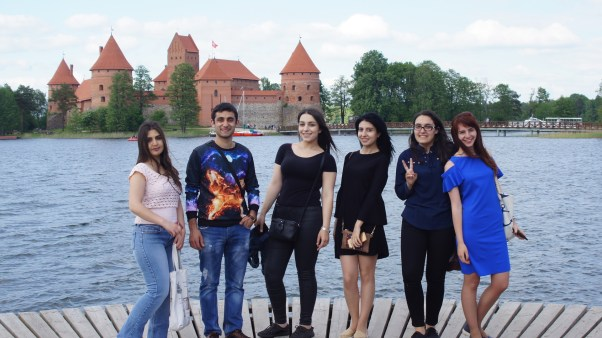 Image result for students in Lithuania
