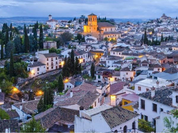 Erasmus Experience In Granada Spain Regi