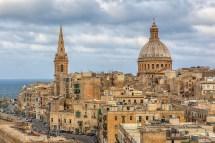 Carmel Mount Our Lady of Valletta Malta
